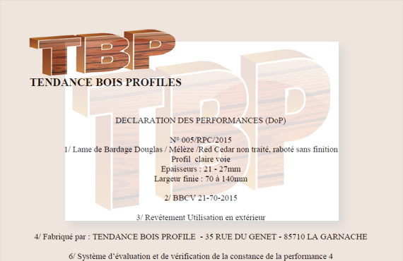 bois nantes 44 tbp declaration performances 44