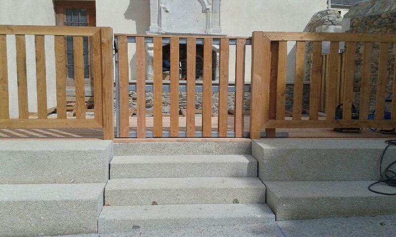lames clôture nantes 44 bois st nazaire