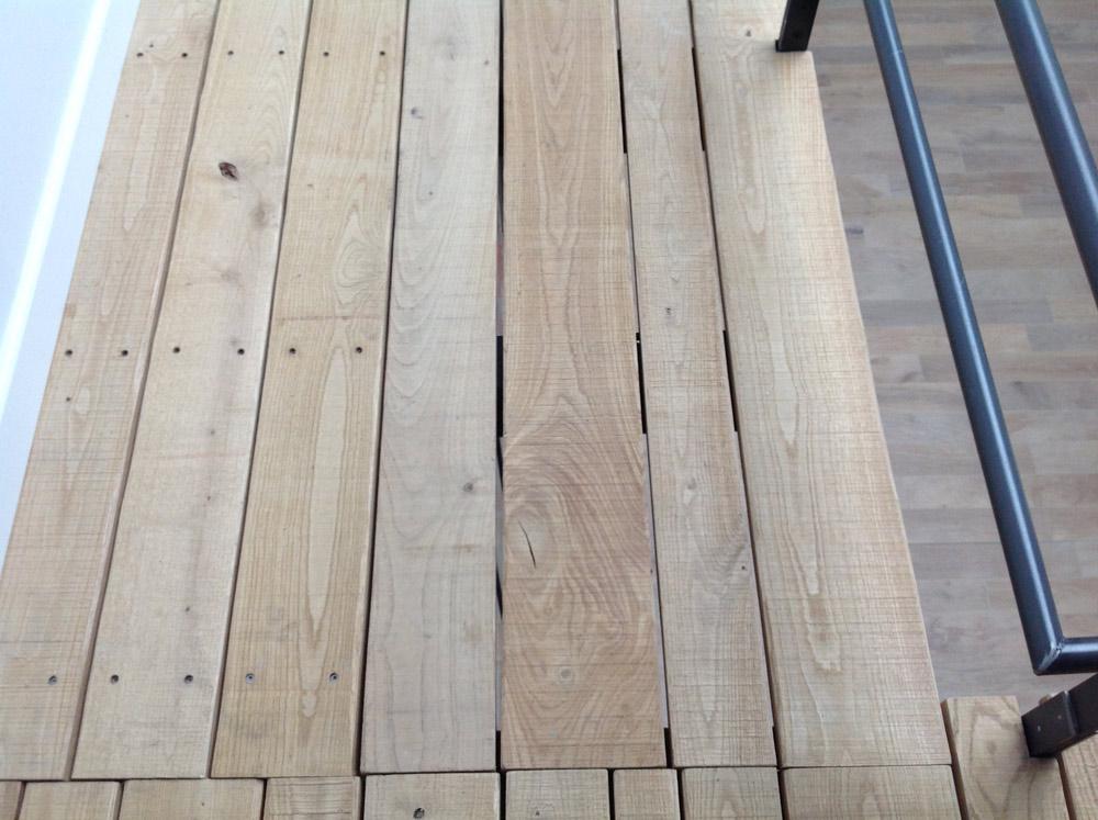 lames terrasse bois multi largeurs pornic 44